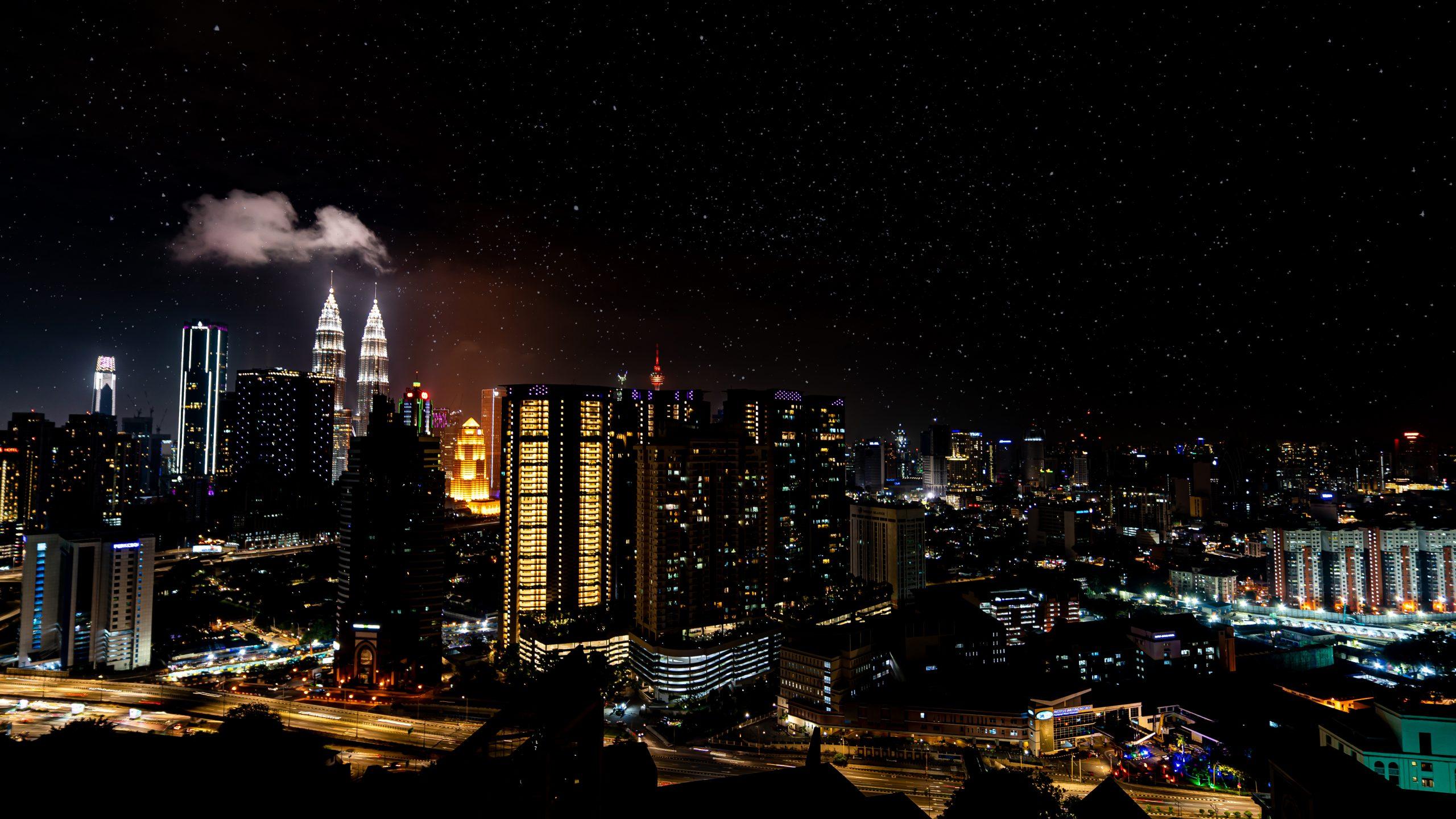 Kuala-Lumpur-mit-Sterne