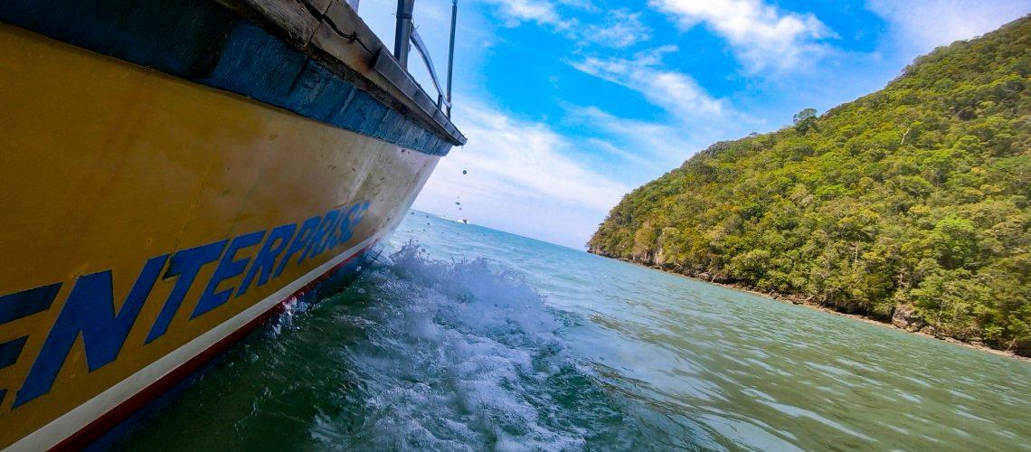 Boat View Langkawi Island Hopping