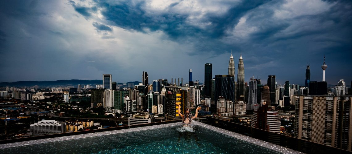 Kuala Lumpur Infinity Pool